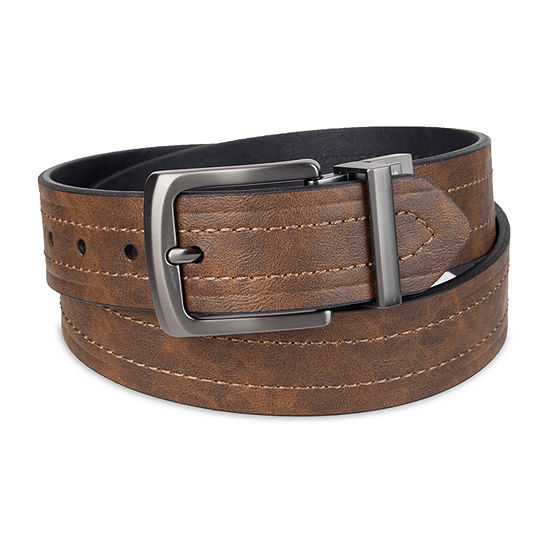 Levi's® Reversible Casual Men's Belt with Single Stitching