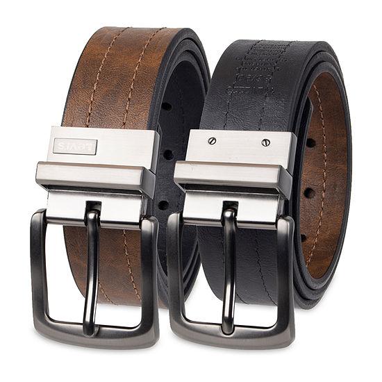 Levi's® Reversible Casual Single Stitching Belt