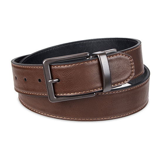 Levi's® Reversible Casual Men's Belt with Single-Stitch
