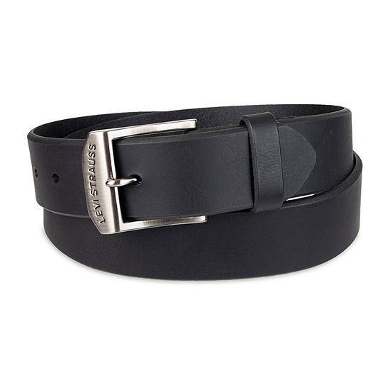 Levi's® Leather Casual Men's Belt with Rivets