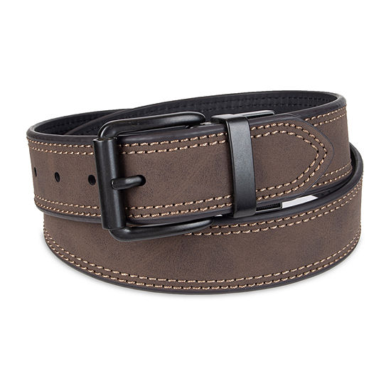 Levi's® Reversible Casual Men's Belt with Double Stitching