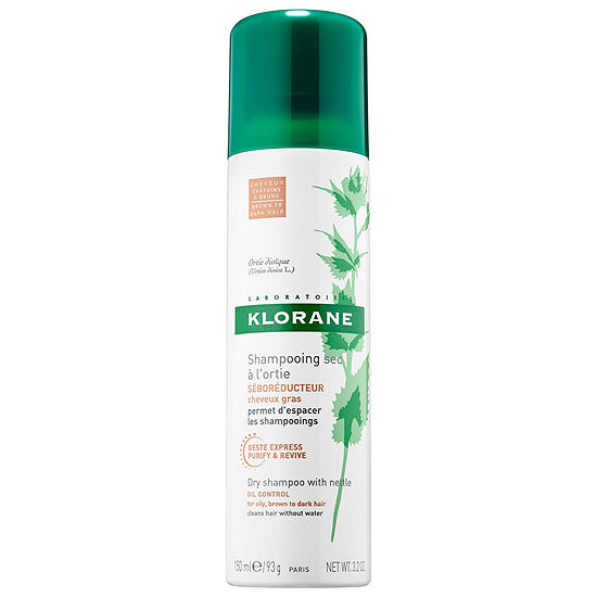 Klorane Dry Shampoo with Nettle for Dark Hair