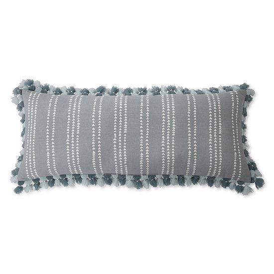 JCPenney Home Caravan Rectangular Throw Pillow