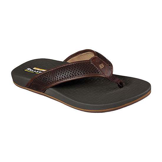 8e2759825264 Skechers Mens Emiro Flip-Flops - JCPenney