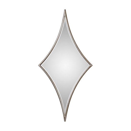 Vesle Iron Shaped Wall Mirror