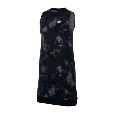 Nike Sleeveless Tie Dye Sheath Dress