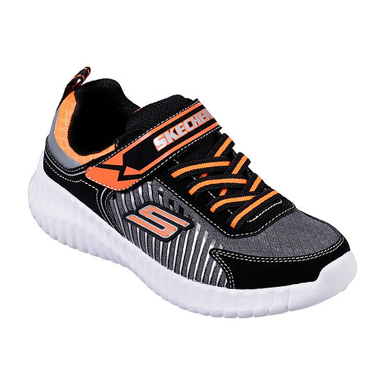 Skechers Elite Flex Little Kids Boys Sneakers