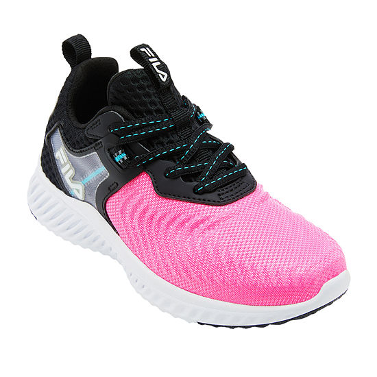 Fila Rapidflash Little Kids Girls Running Shoes