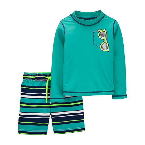 Carter's - Toddler Boys Bikini Set