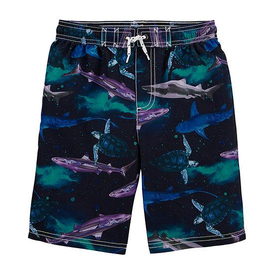 Carter's-Little Kid Boys Swim Trunks