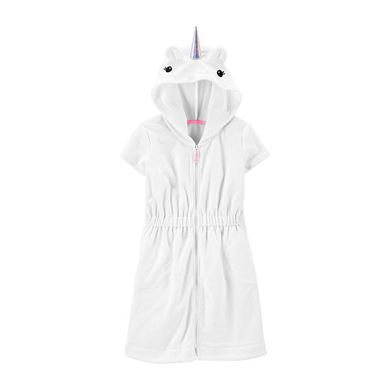 Carter's Little Kid Girls Swimsuit Cover-Up Dress