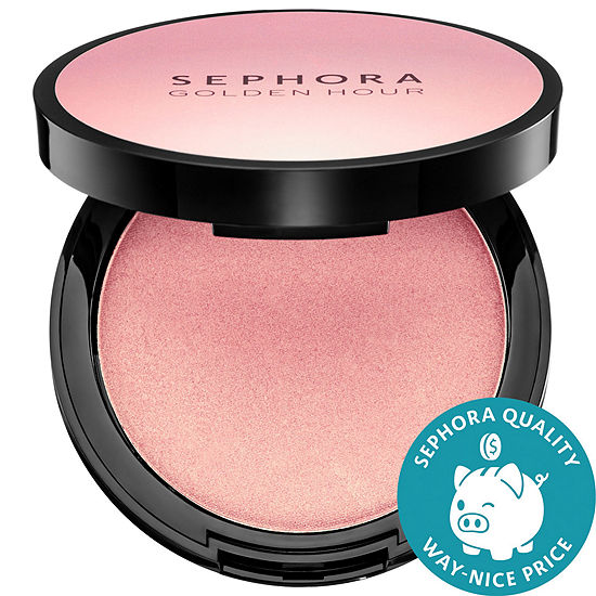 SEPHORA COLLECTION Golden Hour Luminizing Powder