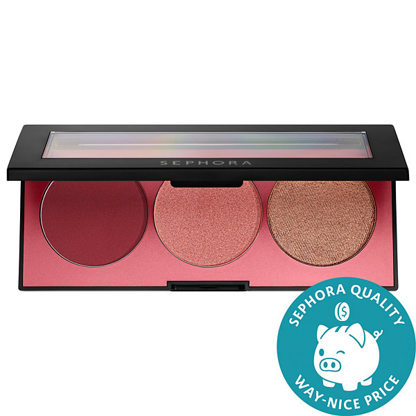 SEPHORA COLLECTION Trio Face Palette