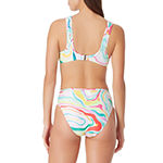 Sugar Beach Tie Dye Bralette Swimsuit Top or Swimsuit Bottom