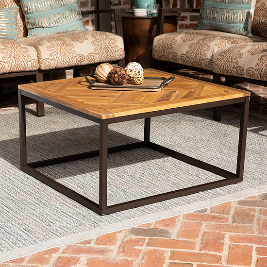Southern Enterprises Jarus Collection Patio Coffee Table