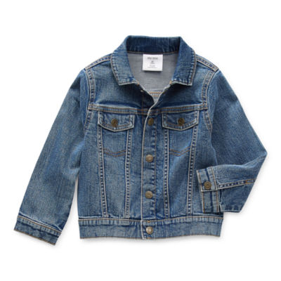 Okie Dokie Toddler Boys Denim Jacket