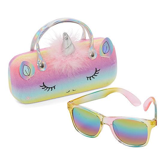 Capelli of N.Y. Square Full Frame Sunglasses Girls