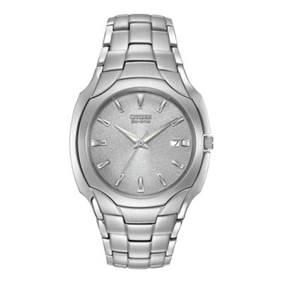 Citizen® Eco-Drive® Mens Stainless Steel Watch BM6010-55A