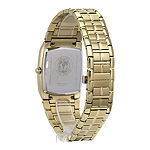 Citizen Paradigm Mens Gold Tone Stainless Steel Bracelet Watch-Bm6552-52e
