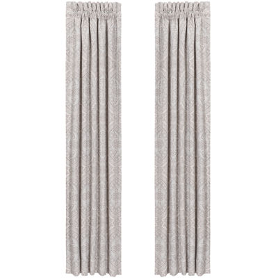 Queen Street® Carlina 2-Pack Curtain Panels
