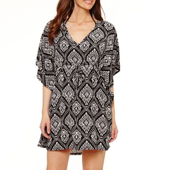 Wearabouts Woven Swimsuit Cover-Up Dress