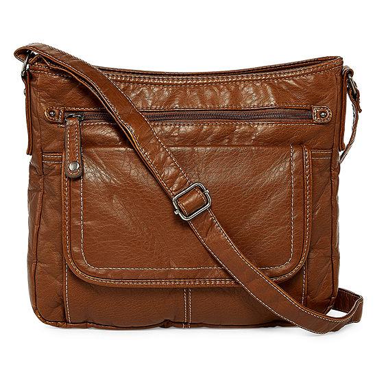 St. John's Bay Rocky Crossbody Bag