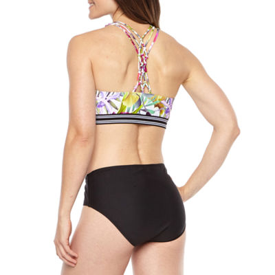 N High Neck Swimsuit Top