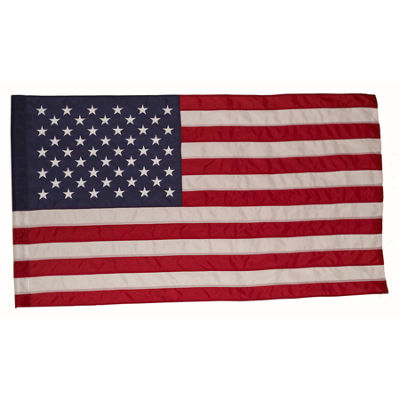 Valley Forge 60650 2-1/2' X 4' Nylon US Flag