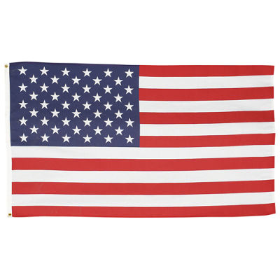 Valley Forge USS-1 Polyester Replacement American Flag