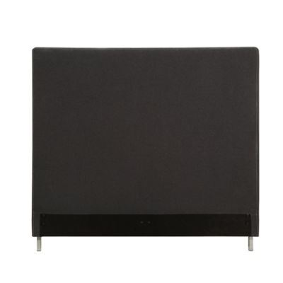 Inspired Home Stefania Linen Upholstered Headboard