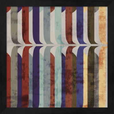 Metaverse Art Effervescence I Framed Wall Art