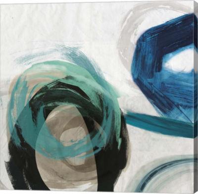 Metaverse Art Play I Canvas Art
