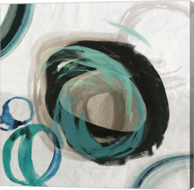 Metaverse Art Play II Canvas Art