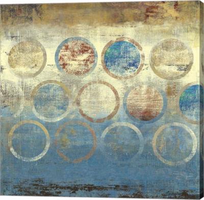 Metaverse Art Ring a Ling II Canvas Art