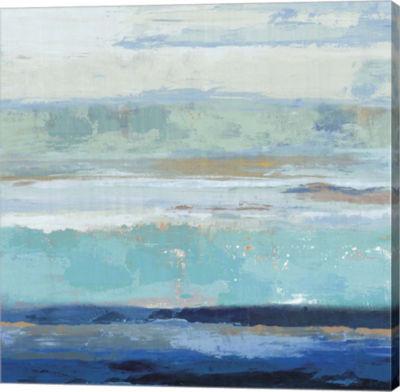 Metaverse Art Sea Shore II Canvas Art