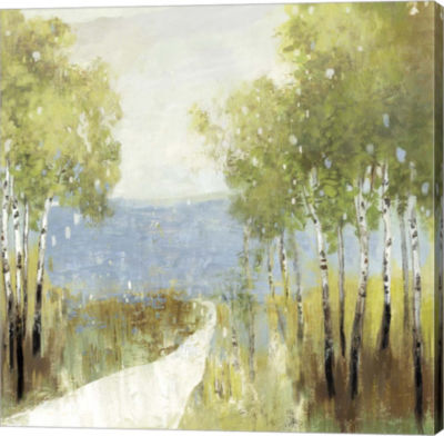 Metaverse Art Serenity Canvas Art
