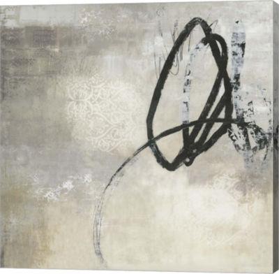 Metaverse Art Soft Touch I Canvas Art