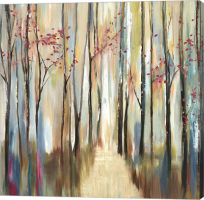 Metaverse Art Sophie's Forest Canvas Art