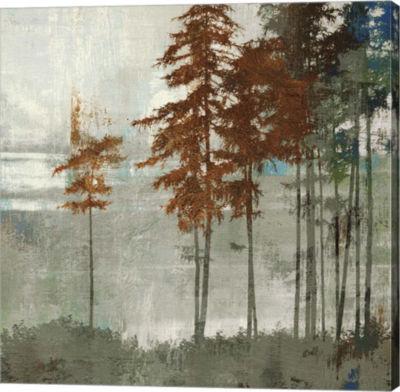 Metaverse Art Spruce Woods II Canvas Art