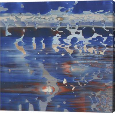 Metaverse Art Squeeze I Canvas Art
