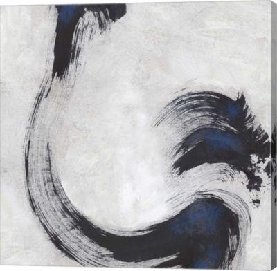 Metaverse Art Stroke I Canvas Art
