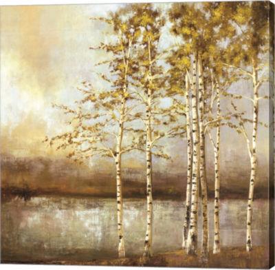 Metaverse Art Swaying Together Canvas Art