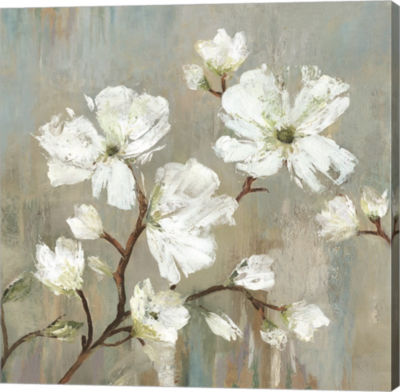 Metaverse Art Sweetbay Magnolia I Canvas Art