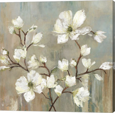 Metaverse Art Sweetbay Magnolia II Canvas Art