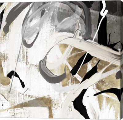 Metaverse Art Tangled I Canvas Art