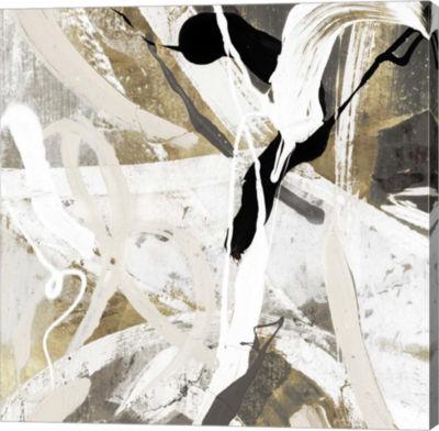Metaverse Art Tangled IV Canvas Art