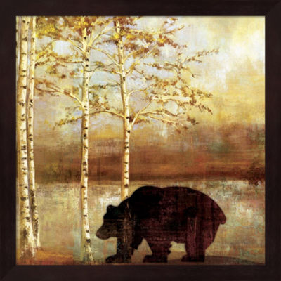 Metaverse Art Great Bear Framed Wall Art