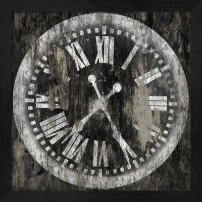 Metaverse Art Test of Time I Framed Wall Art