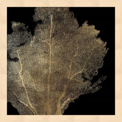 Metaverse Art Honeycomb Coral I Framed Wall Art