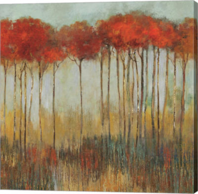 Metaverse Art Amongst Friends Canvas Art